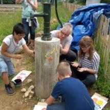 21 juni De Cathabel op bezoek (3)