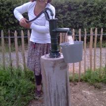 waterpomp doet het! (2)